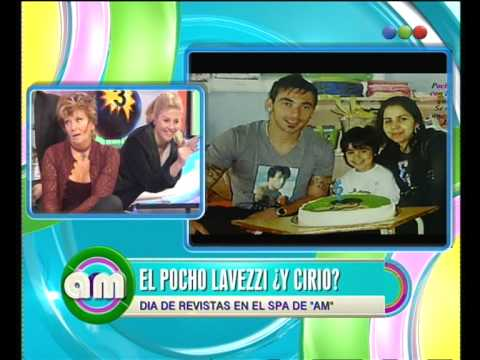 Estilo botinero: El Pocho Lavezzi y ¿Cirio? - AM