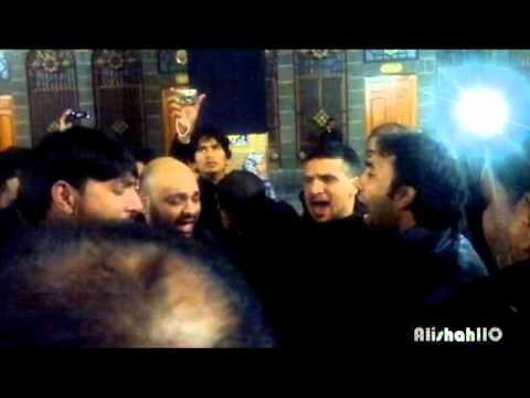 Ravi Road Reciting Jab Chand Muharram Ka (sham 2012) video