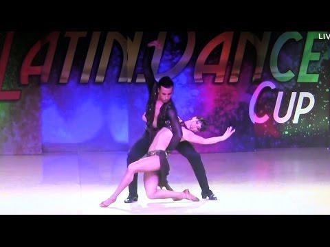 WLDCup 2015 ~ Final Bachata ~ Renata Castillo & Favio Vásquez