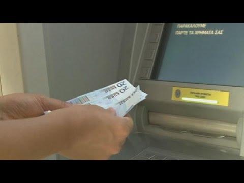 14,4 milliards d'euros pour recapitaliser les banques grecques - economy