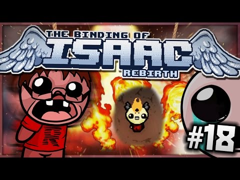The Binding of Isaac: Rebirth - Need More POWER! (Episode 18)