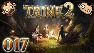 Let's Play Together Trine 2 #017 - Riesenspinne auf der Lauer [720p] [deutsch]