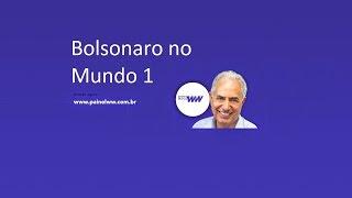 Bolsonaro no mundo I - William Waack comenta
