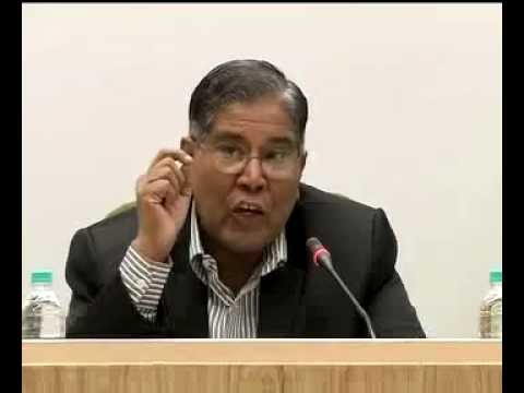 Sh K Rahman Khan, M/O Minority Affairs,interacted at NationalEditors'Conference-Part3