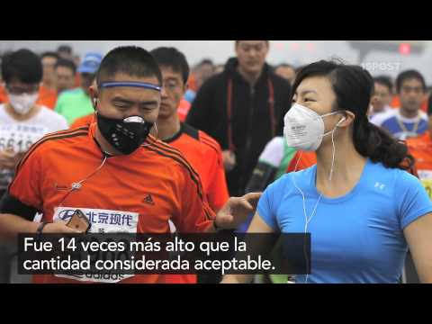 La maratón del smog en China - 15POST