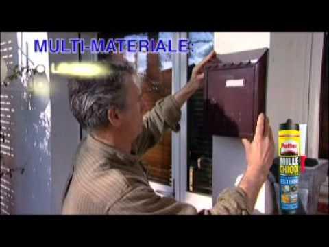 Vanzo Centro Fer presenta Pattex Gamma Millechiodi