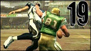 Injuries Everywhere! Down To Our Third String Quarterback! - Blitz The League 2 Walkthrough Ep.19