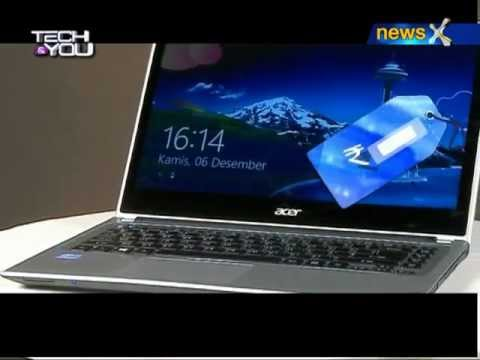 Tech and You review: Acer Aspire V5 - NewsX