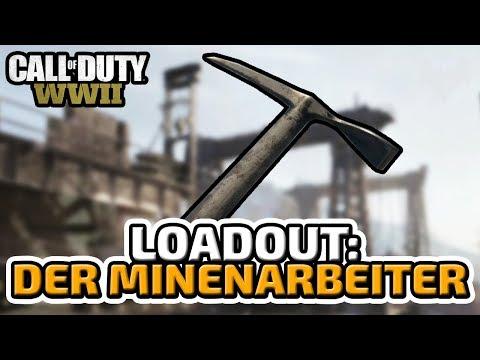 Loadout: Der Minenarbeiter - ♠ Call of Duty: WWII Trouble Town Battle ♠ - Deutsch German - Dhalucard