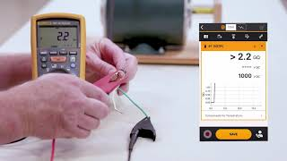 How To Test a Motor with the Fluke 1587 FC