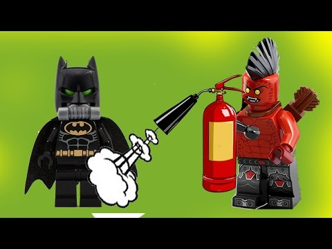 Страшный дым. Лего бэтмен мультик на русском. Мультик на русском все серии подряд смотреть онлайн
