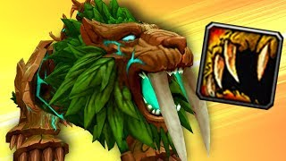This FERAL Is INCREDIBLE! (5v5 1v1 Duels) - PvP WoW: Battle For Azeroth 8.2
