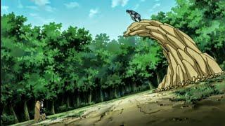 Neji Stuck, Hiashi Enters To Save Neji   Naruto Shippuden  