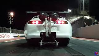 Worlds Fastest Supra Compilation | Toyota Supra From Hell