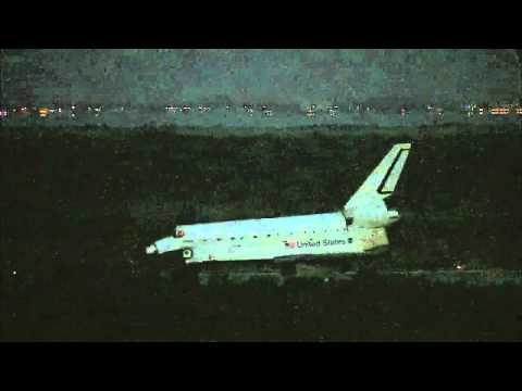 Atlantis's Final Landing at Kennedy Space Center