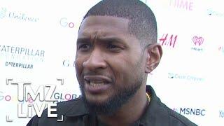 Usher: $10 Mil STD Lawsuit   TMZ Live