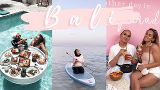BALI TRAVEL VLOG 2018 | seminyak, floating breakfast & beach club adventures