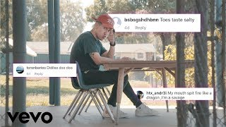 i made a song using only your instagram comments 2