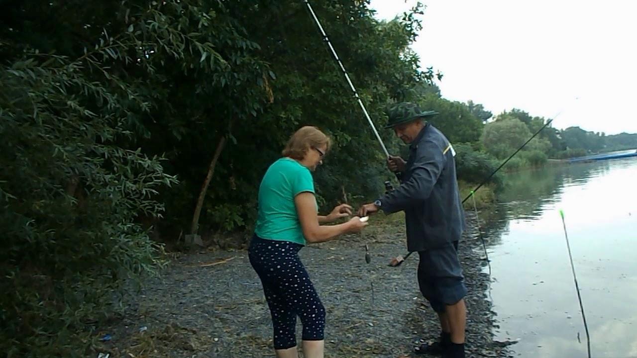 рыбалка в ростове на зеленом острове