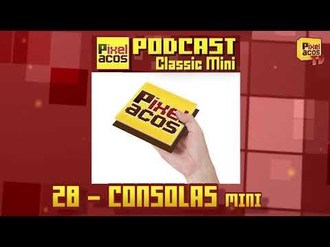 Pixelacos Podcast – Programa 28 – Classic MiniPixelacos Podcast – Programa 28 – Classic Mini<media:title />