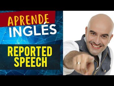 Reported Speech explicado de forma sencilla