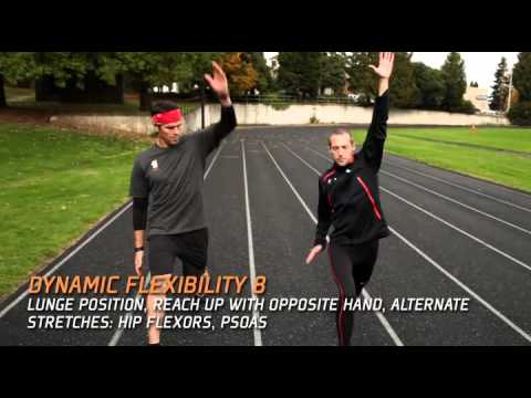 Dathan Ritzenhein - dynamic flexibility