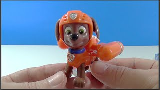 Paw Patrol Zuma! Collectable Figure
