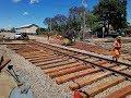 Renovación de vías férreas PToros