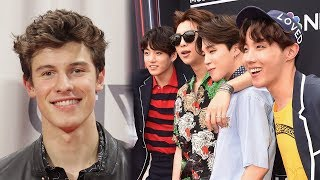 Download Lagu Shawn Mendes PROMISES Collab With BTS Will Happen Gratis STAFABAND