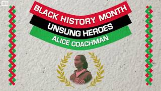 Alice Coachman Made U.S. Olympic History in 1948 l Black History Month Sports Illustrated