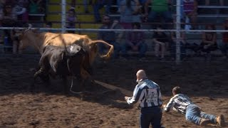 A visit to a prison rodeo