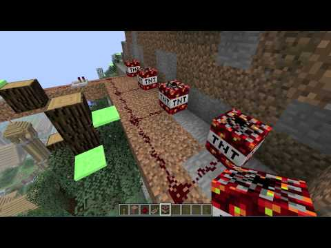 Too Much TNT Mod Minecraft 1.7.9