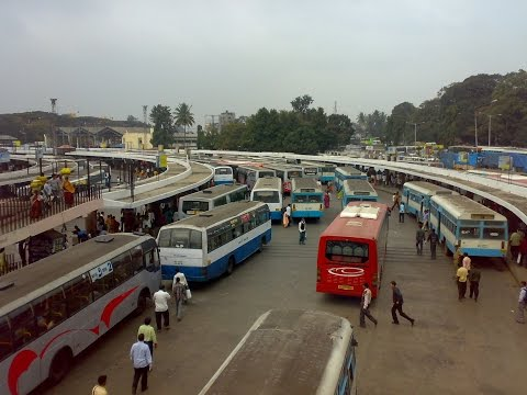Bengaluru | Public Transport Comes To Halt, But There's No Stopping