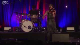 Colin Stetson and Sarah Neufeld - Moers Festival 2015