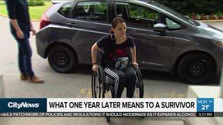 Survivor, EMS commander reflect on Danforth shooting
