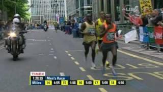 Wanjru sets London Record Universal Sports