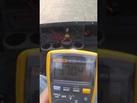 How to check golf cart batteries