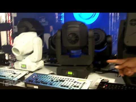 InfoComm 2014: ADJ Previews Illusion Dotz, Inno Spot Elite, and More