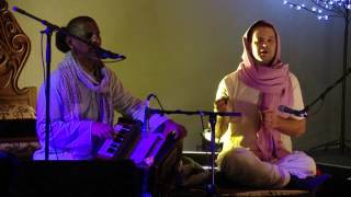 2016.01.14. -16- Evening Kirtans HG Madhava Prabhu BWF Lithuania