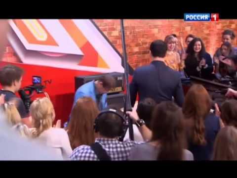 Григорий Лепс  в Главной  сцене (27.02.15)