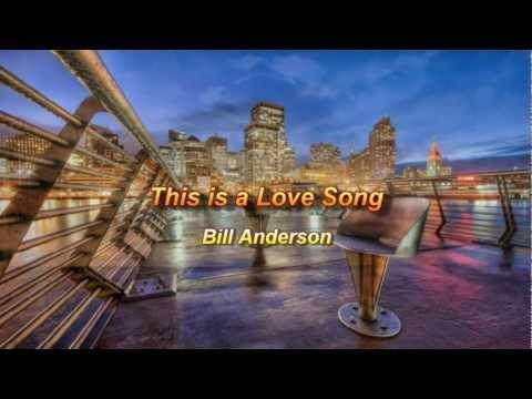 Bill Anderson - No Fair Falling In Love
