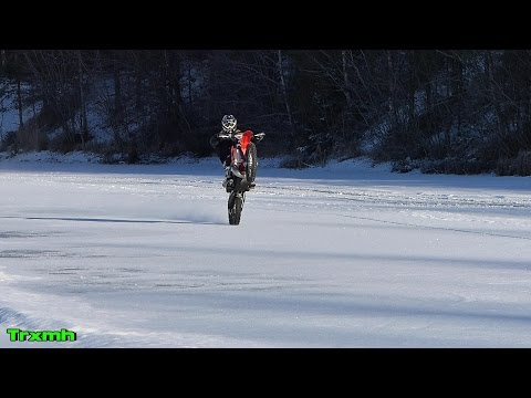 Beta RR300 Winter Ice Ride with Spike Tires