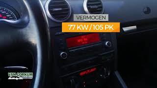Audi A3 Sportback 1.6 TDI Attraction Business Edition 102 gram Climate Control Radio/CD Elekt. Ramen