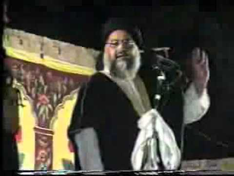*full* Allama Ali Sher Hyderi (r.a) video