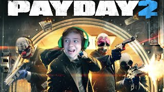 PayDay 2 СТЕЛС Вор 100 лвл МаДаФаКа!