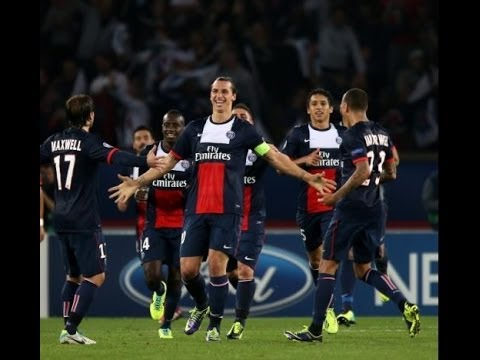 Paris Germain x Chelsea | Melhores Momentos |  Liga dos Campeões | (02/04/2014)