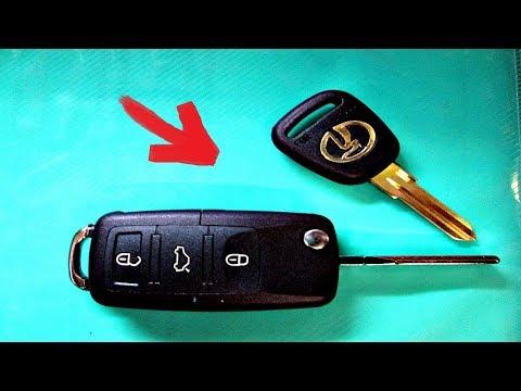 Выкидные ключи на ваз своими руками 964
