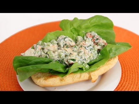 Lobster Roll Sandwich Recipe - Laura Vitale - Laura in the Kitchen Episode 582