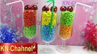 Đồ chơi trẻ em Bé Na tìm bất ngờ Color Candy Surprise hide and seek Childrens toys