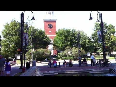 Video Travel Blog: Burlington, Vermont and Lake Champlain
